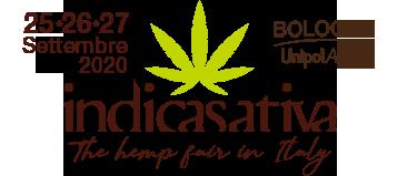 Fiera Internazionale della Canapa | Indicasativa Trade Logo